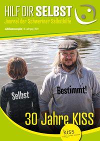 Titelblatt des aktuellen Selbsthilfejournalss