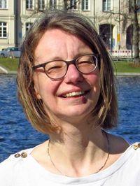 Portrait Kirsten Sievert