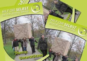 Titelblatt des aktuellen Selbsthilfe-Journals