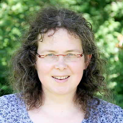 Portraitfoto Dr. Nina Schubert